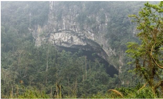 вьетнам пещера 2